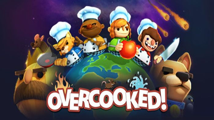Free: Overcooked (PC Game, usually £12.99)