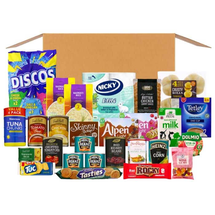 Essential Food Box