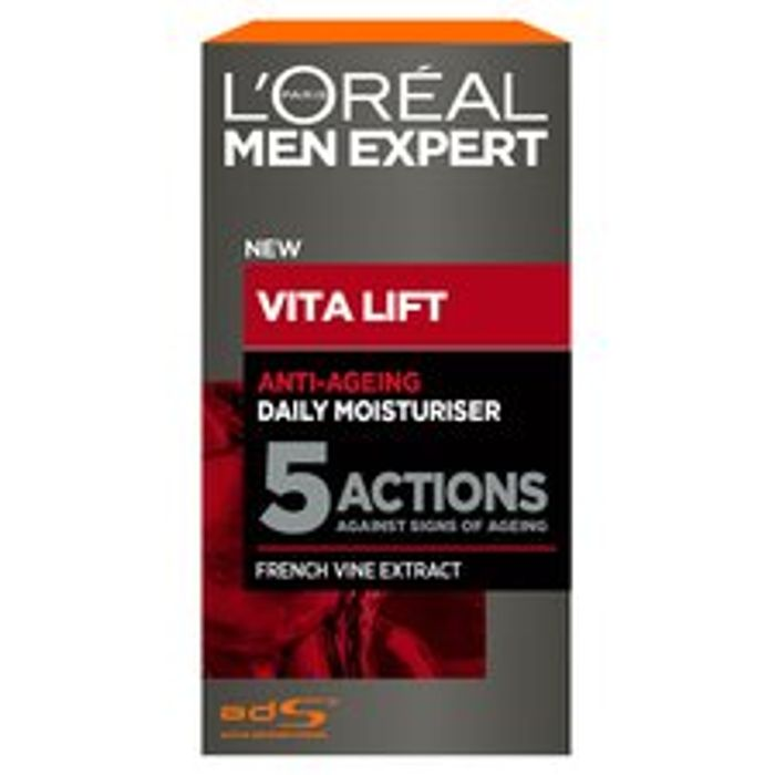 LOreal Men Expert Vita Lift 5 Moisturiser 50Ml