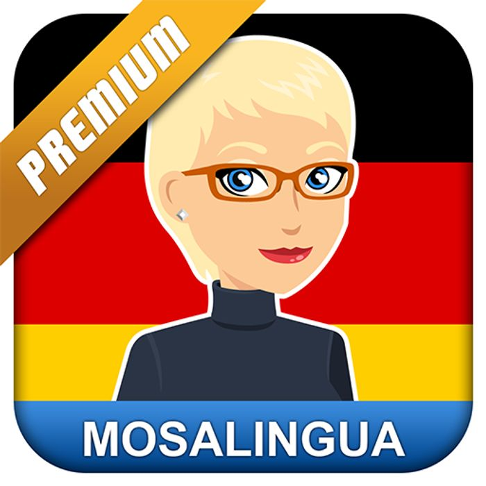 Learn German with MosaLingua