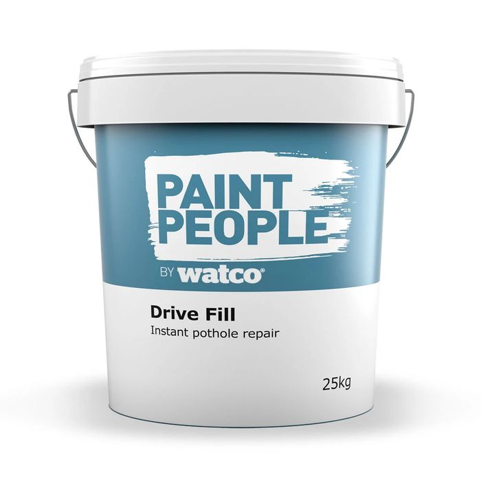 Drive Fill - Instant Pothole Repair - 25KG - Clearance - Only £10.49!