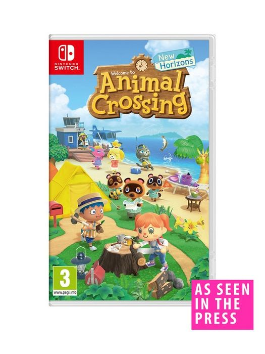 Nintendo Switch Animal Crossing: New Horizons - IN STOCK AT VERY