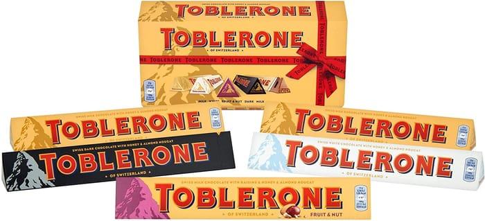Toblerone Bundle 500g