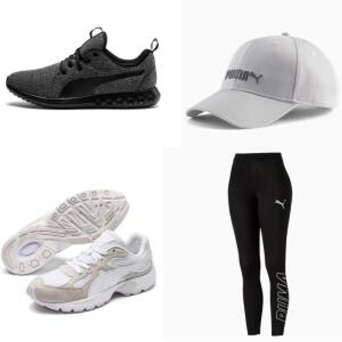 DOUBLE DISCOUNT up to 50% off Puma Sale + Extra 20% off with Code!