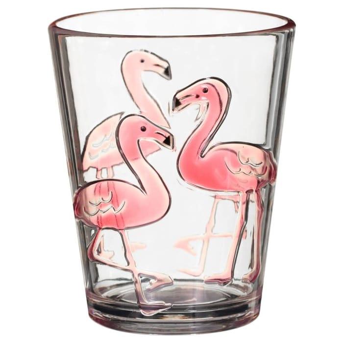 Flamingo Glass