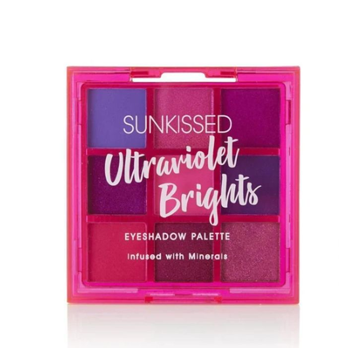 Free Sunkissed Eye Shadow Palette - Only £3.99 P&P!