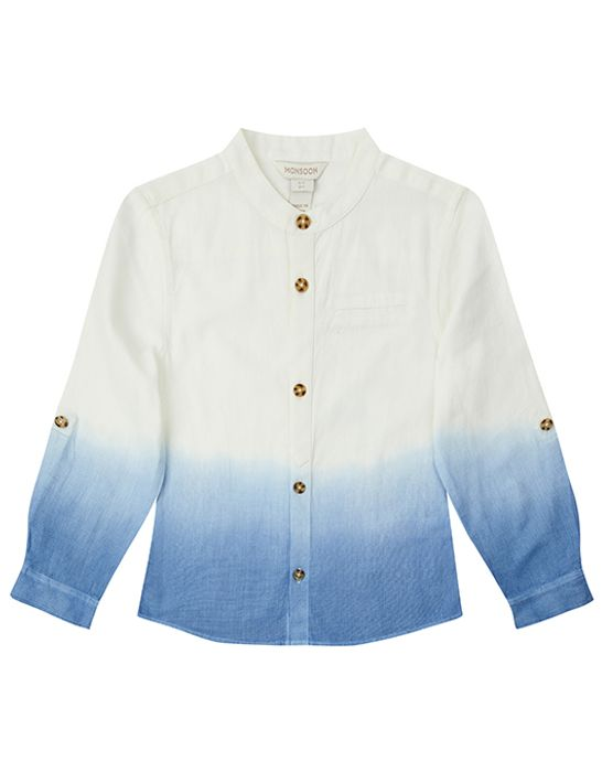 Monsoon Ovie Ombre Shirt - 50% Off