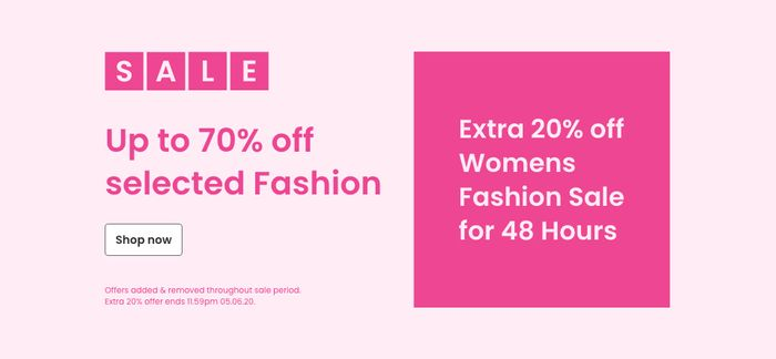 Very up to 70% off Sale
