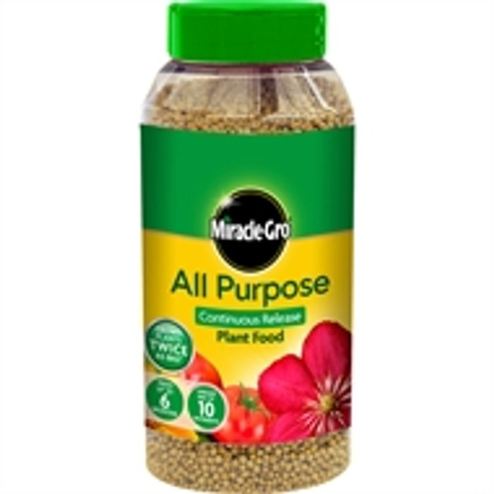 Special Offer - Miracle Gro Slow Release Plant Food - 2 for £9 @Homebase