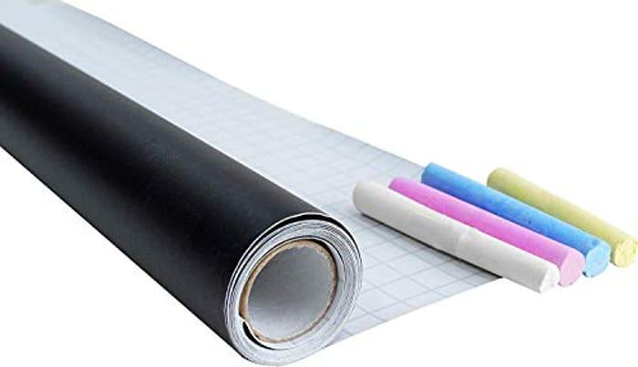 Self-Adhesive Blackboard Foil