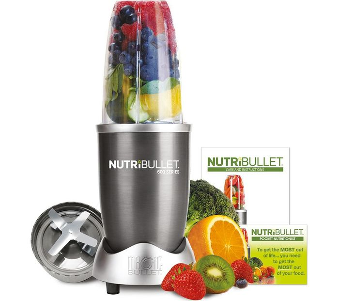 NUTRIBULLET Starter Kit - Graphite