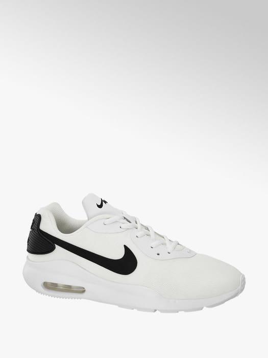 Mens Nike White/ Black Air Max Oketo Trainers