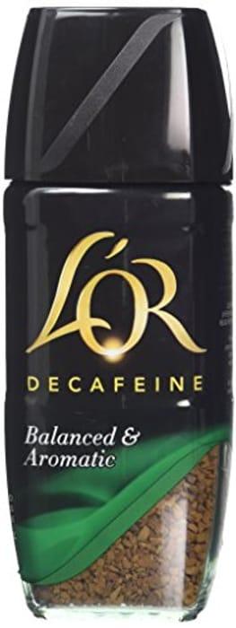 L'OR Decaf Instant Coffee, 100g