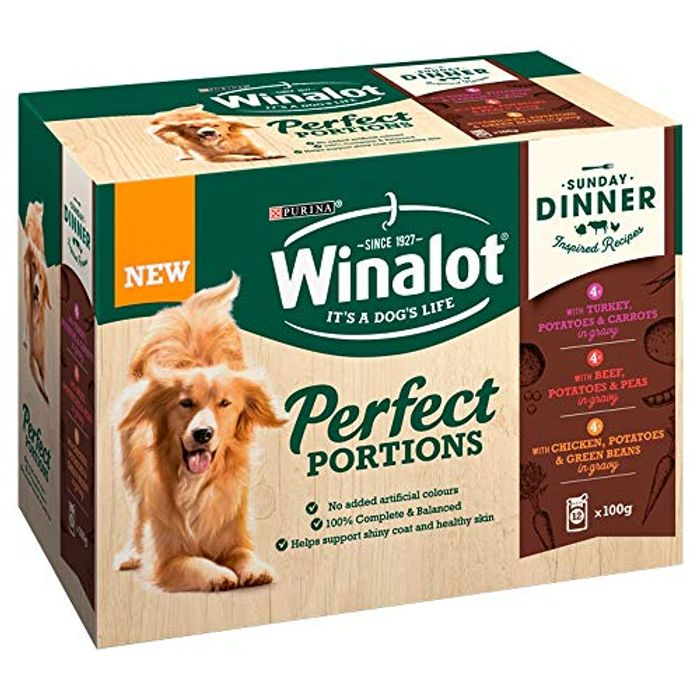 Winalot Sunday Dinner £2.02 per Pack