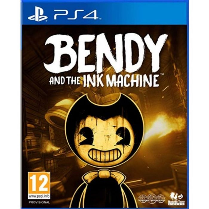 PS4 Bendy and the Ink Machine £9.95 at the Game Collection