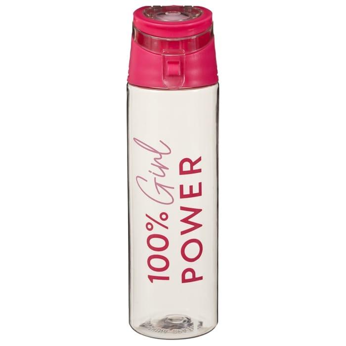 Sports Bottle 700ml - 100% Girl Power