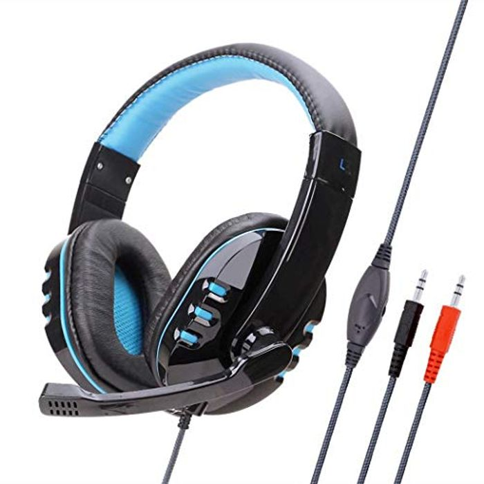 Special Offer - Save 80% on These over Ear Gaming Headset with Mic