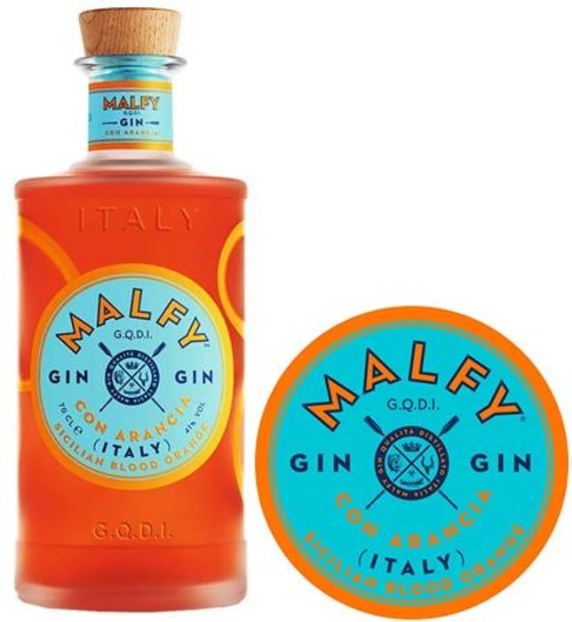 Malfy Con Arancia (Blood Orange) Italian Gin ***4.8 STARS***