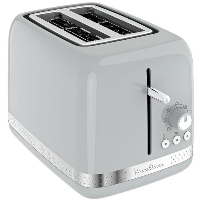 Moulinex LT300A41 2 Slice Toaster - HALF PRICE