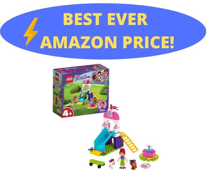 Best Ever Price! LEGO 41396 Friends Puppy Playground
