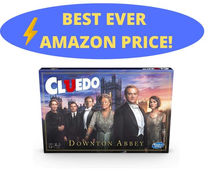 Cluedo Downton Abbey Edition Board Game