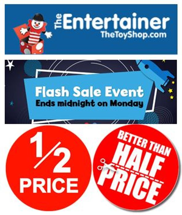 TOYS - FLASH SALE - up to 80% off - Ends Monday