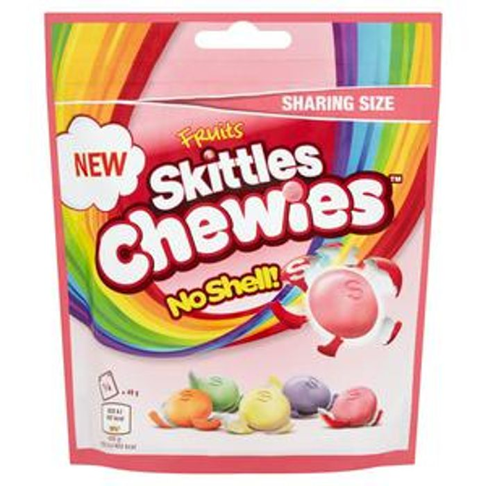 Skittles Fruits Chewies Sweets 196g
