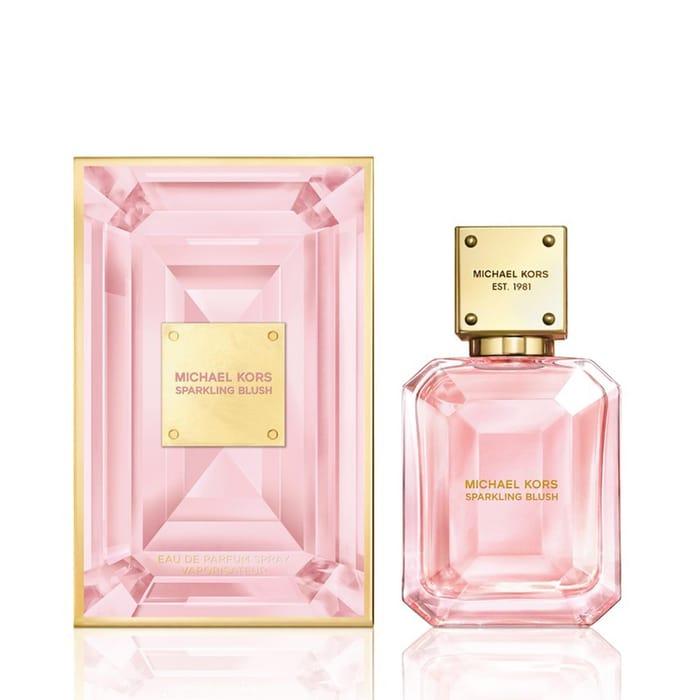 Michael Kors - Sparkling Blush' Travel Size Eau De Parfum 50ml Free Delivery