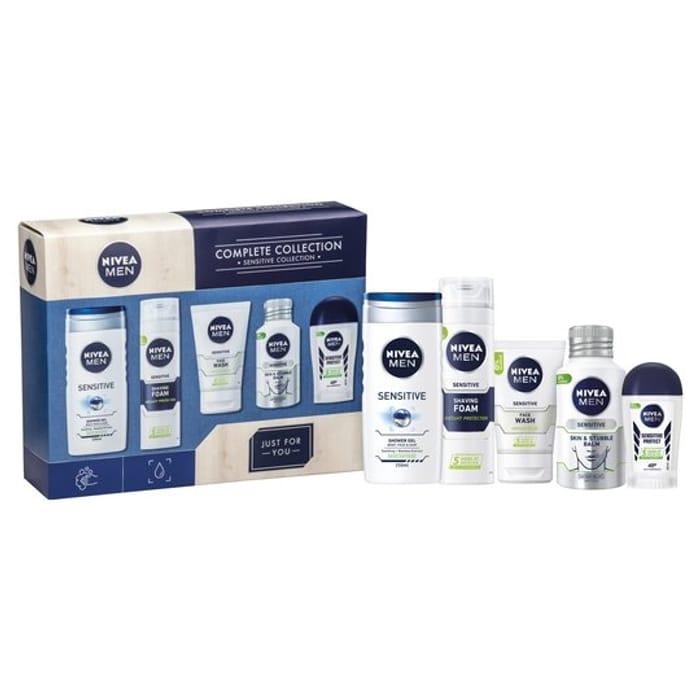 Nivea Men Sensitive Complete Collection Gift Set