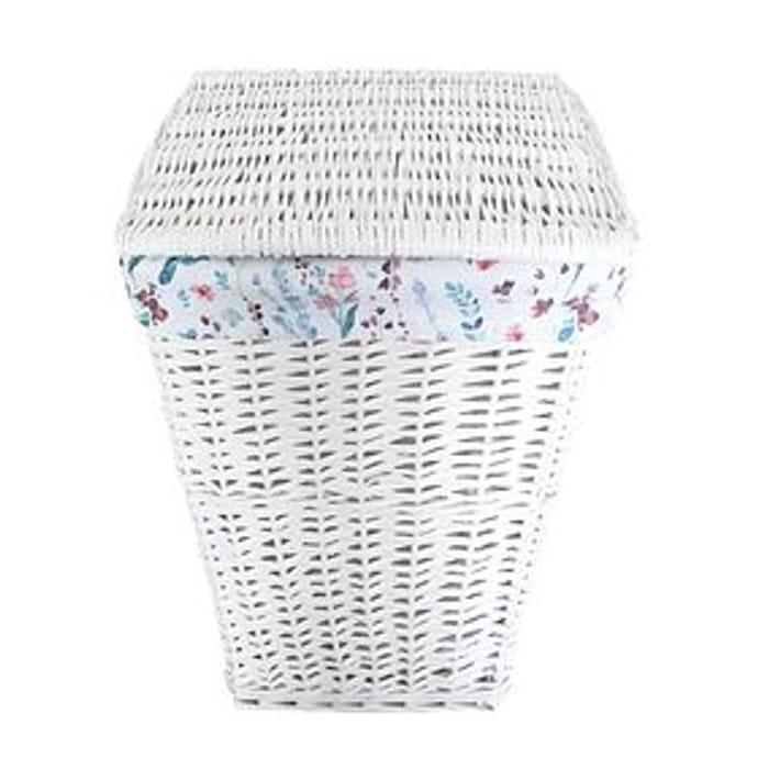 Botanical Meadow Laundry Basket
