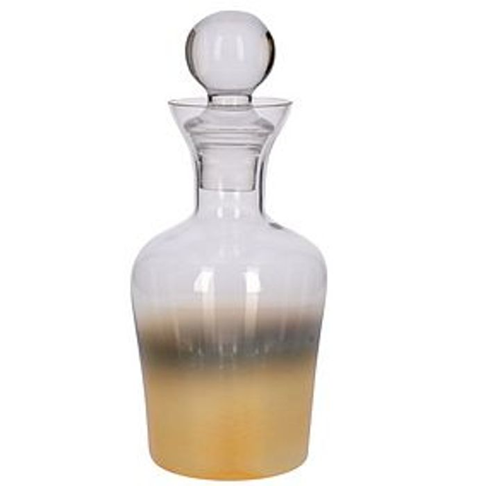5A Fifth Avenue Gold Ombre Decanter