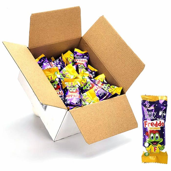 60 X Cadbury Dairy Milk Freddo Caramel 19.5g