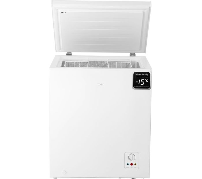 LOGIK Chest Freezer - White with £20 discount - Great buy!