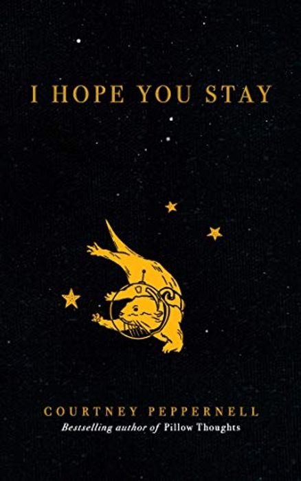 I Hope You Stay - Paperback