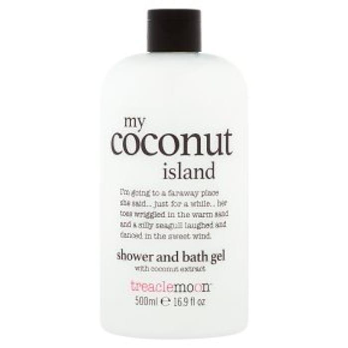 Treaclemoon My Coconut Island500ml