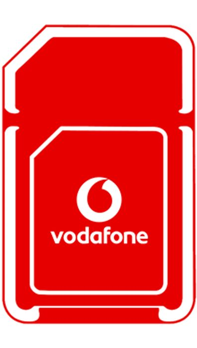Vodafone 5G Sim Only 60GB Data Unlimited Calls & Texts - £7.50 After Cashback
