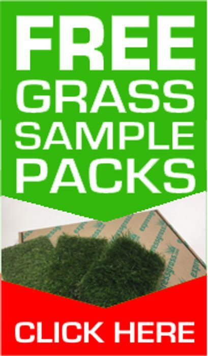 Free Artificial Grass Sample Pack.