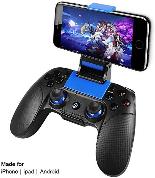 Mobile Wireless Game Controller