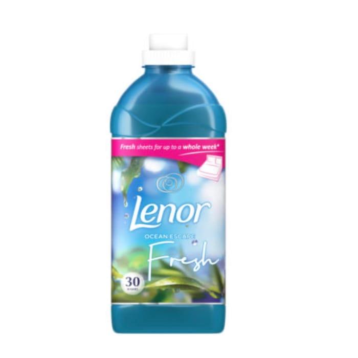Lenor Fabric Conditioner Ocean Escape 1.05L, 30 Washes