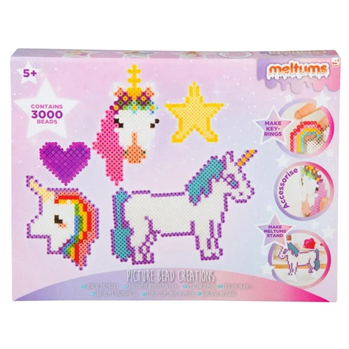 Meltums Beads Picture Bead Creations 3000 ( £2.99 Unlimited Post)