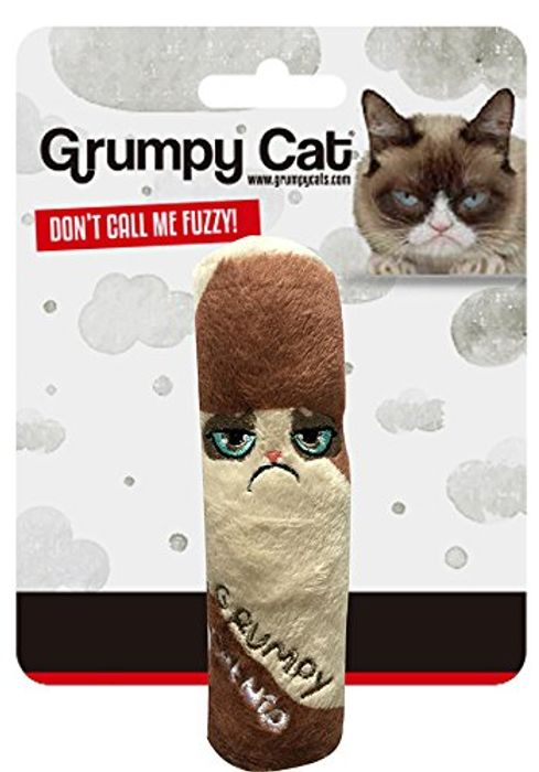 Best Price! Grumpy Cat Catnip Chew Toy Case