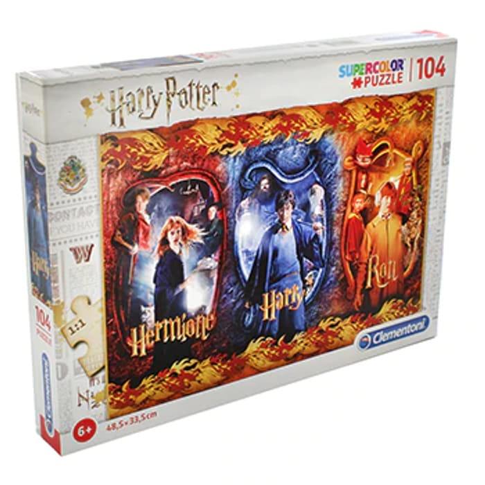 Harry Potter 104 Piece Jigsaw Puzzle