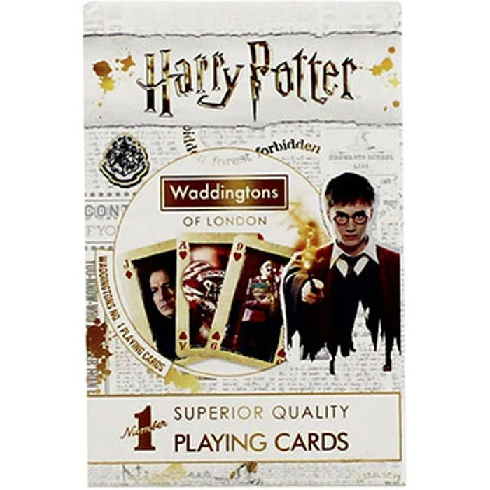 Best Price! Harry Potter Superior Quality Playing Cards