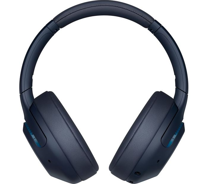 SONY EXTRA BASS WH-XB900N Wireless Bluetooth Noise-Cancelling Headphones - Blue