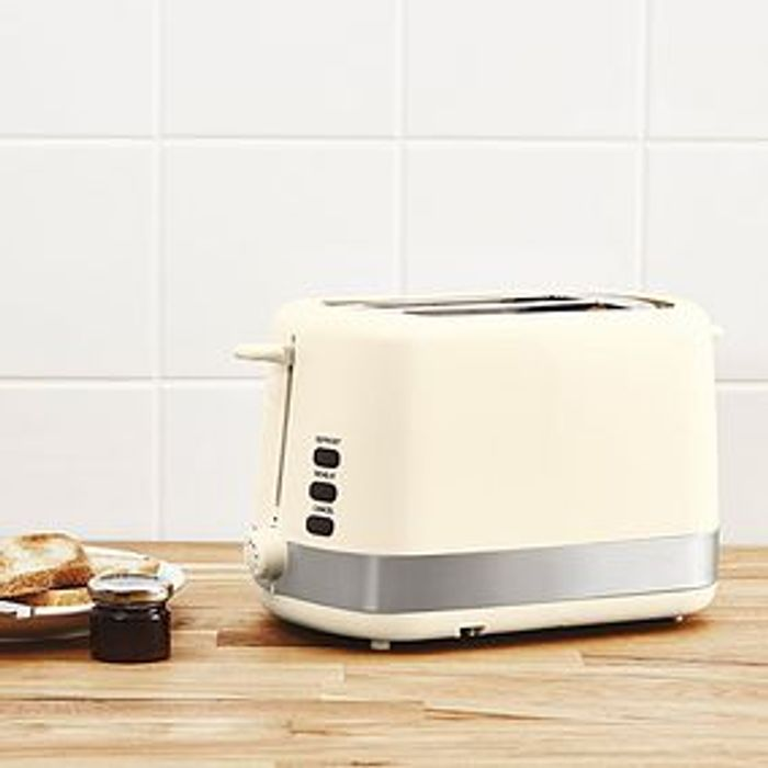 Dunhelm 2 Slice Toaster
