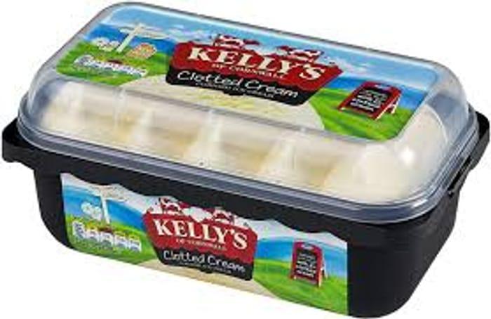 Kelly's Cornish Clotted Cream Ice Cream