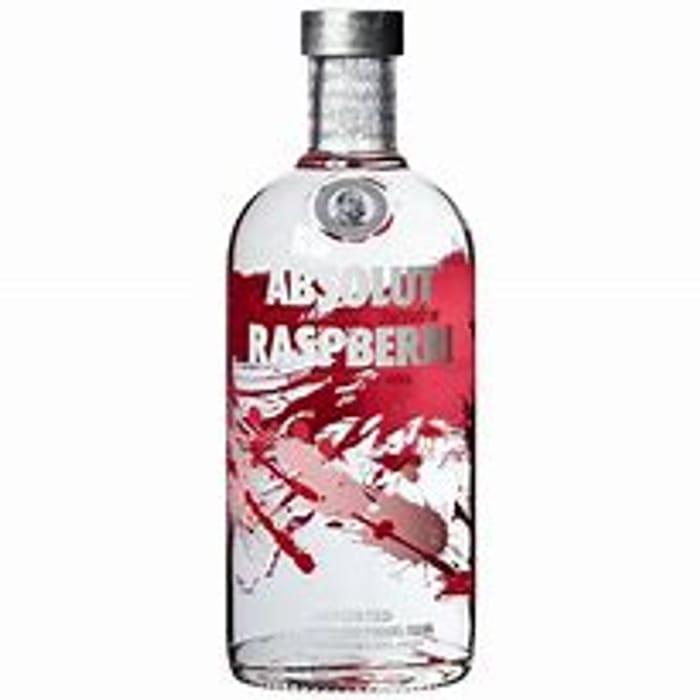 Absolut Raspberri Flavoured Vodka