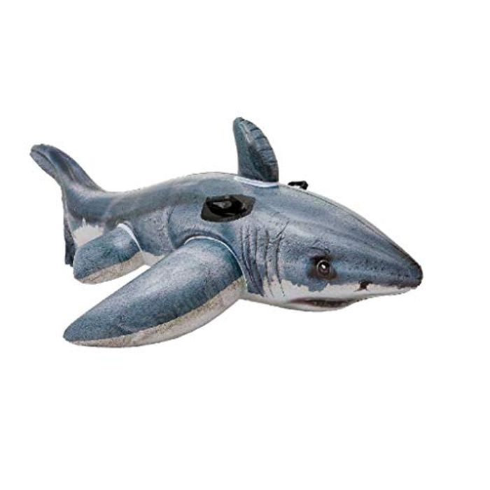 Intex - Inflatable Shark - 173x107 Cm - FREE Delivery