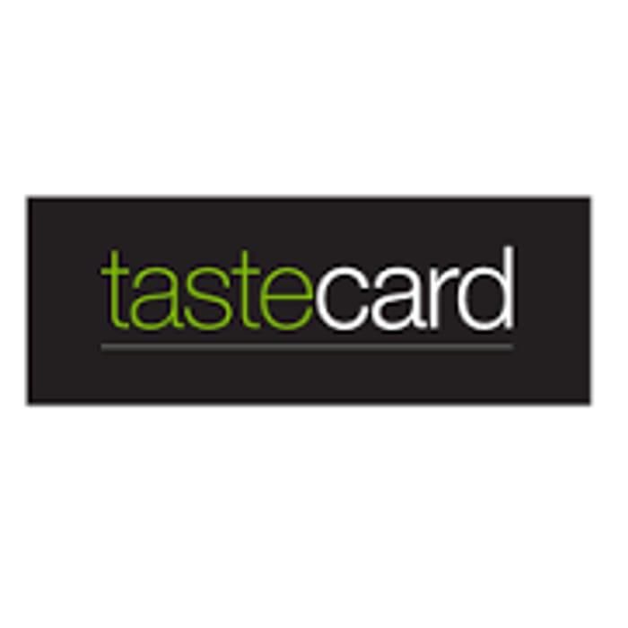 Free 3 Month TasteCard Trial