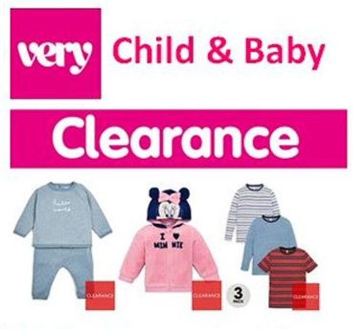 VERY CLEARANCE - Child & Baby - Clothes & Shoes